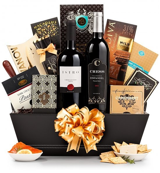 We can also custom-make gift baskets to suit, giving you a huge selection. With the help of our friendly staff, you can be assured your gift basket will ...